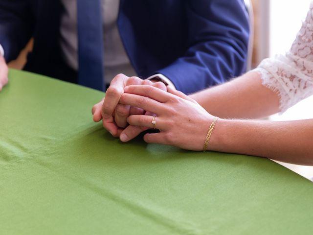 Le mariage de Benoît et Aurélie à Fouchères, Aube 8