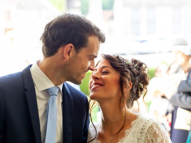 Le mariage de Benoît et Aurélie à Fouchères, Aube 9
