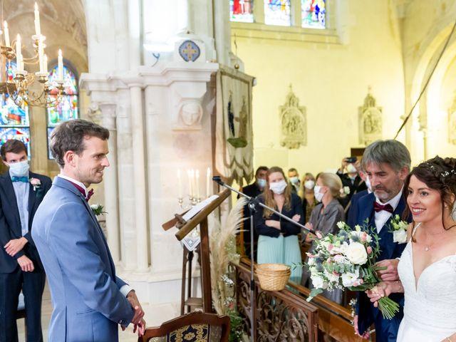 Le mariage de Benoît et Aurélie à Fouchères, Aube 17