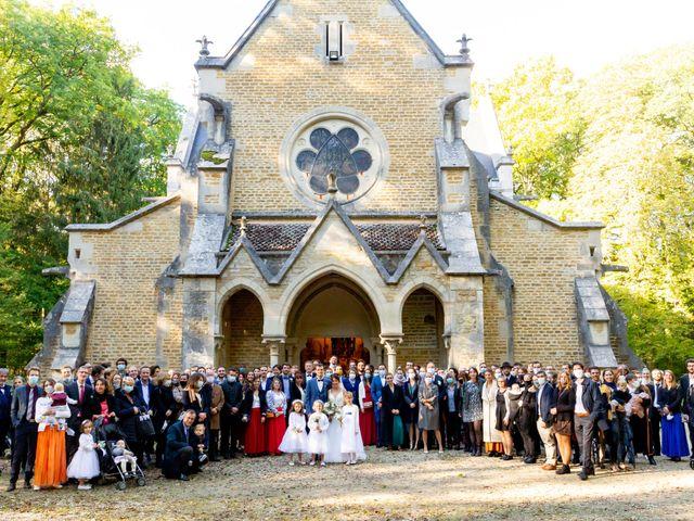 Le mariage de Benoît et Aurélie à Fouchères, Aube 22