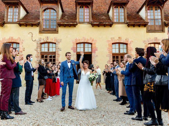 Le mariage de Benoît et Aurélie à Fouchères, Aube 25
