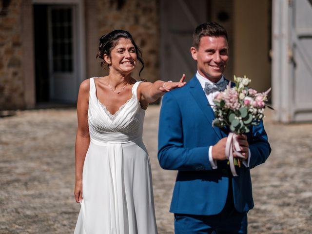 Le mariage de Philippe et Céline à Plumelec, Morbihan 32