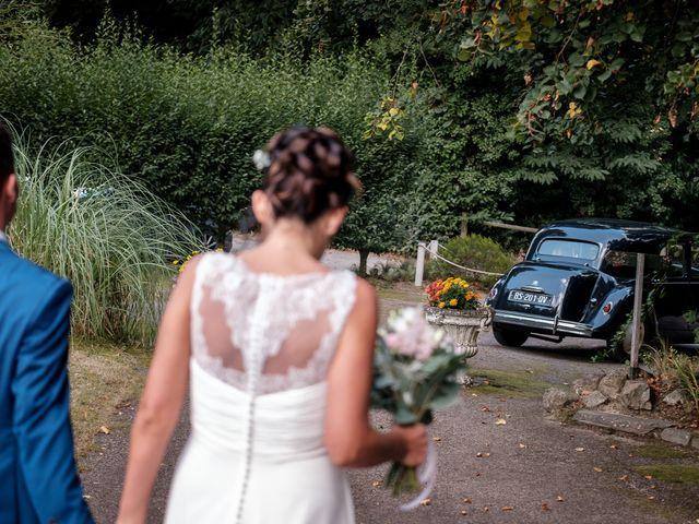 Le mariage de Philippe et Céline à Plumelec, Morbihan 35