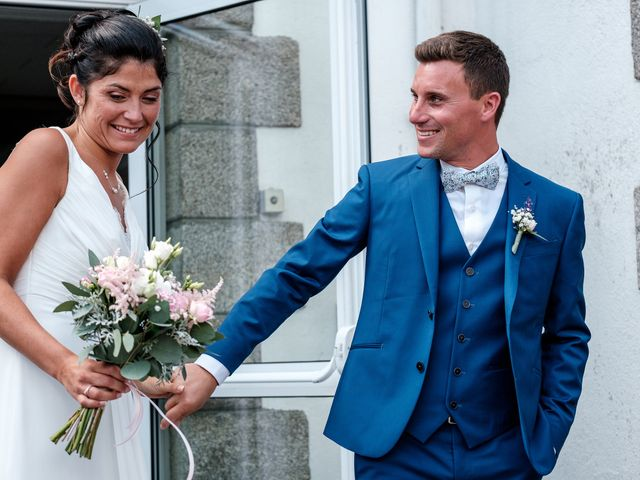 Le mariage de Philippe et Céline à Plumelec, Morbihan 44