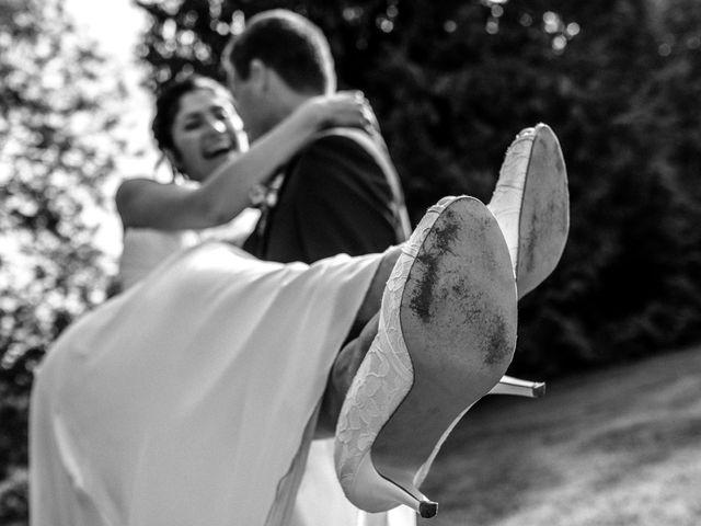 Le mariage de Philippe et Céline à Plumelec, Morbihan 77
