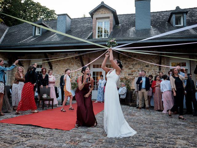 Le mariage de Philippe et Céline à Plumelec, Morbihan 97
