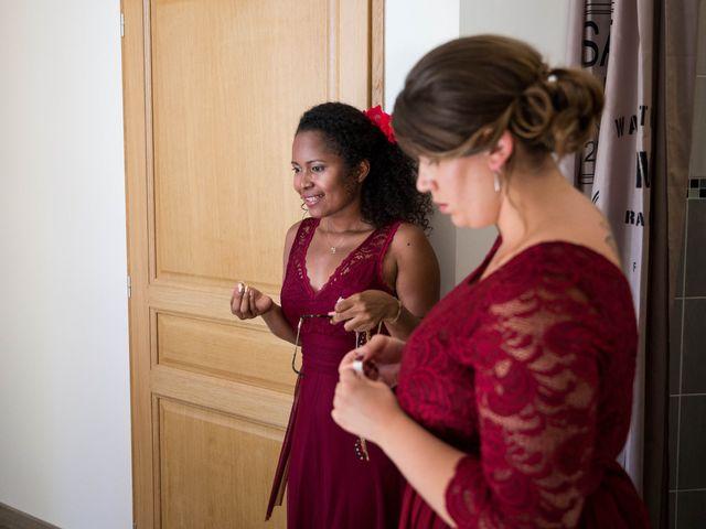 Le mariage de Jimmy et Estelle à Lusignan, Vienne 17