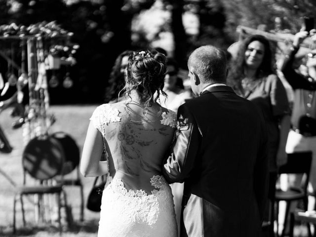 Le mariage de Jimmy et Estelle à Lusignan, Vienne 40