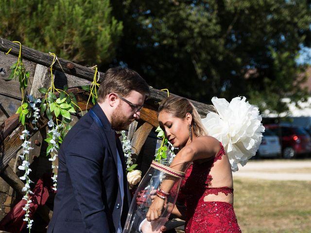 Le mariage de Jimmy et Estelle à Lusignan, Vienne 50