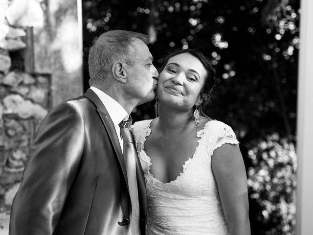 Le mariage de Jimmy et Estelle à Lusignan, Vienne 80