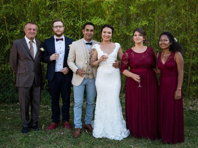 Le mariage de Jimmy et Estelle à Lusignan, Vienne 87
