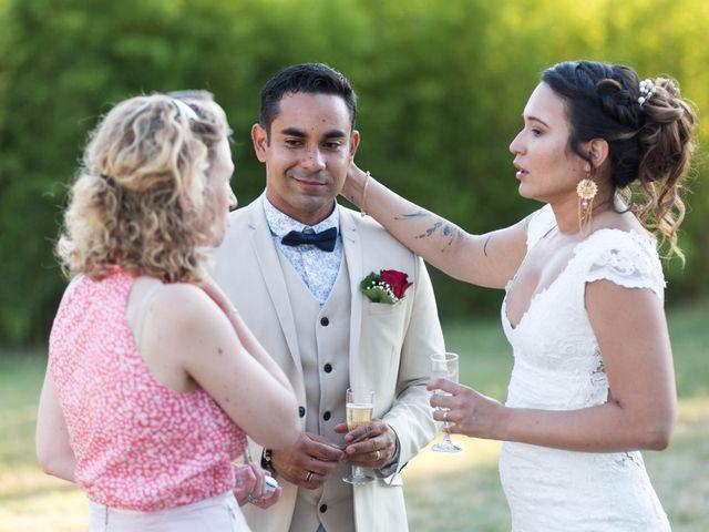 Le mariage de Jimmy et Estelle à Lusignan, Vienne 101