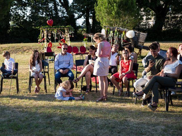 Le mariage de Jimmy et Estelle à Lusignan, Vienne 102