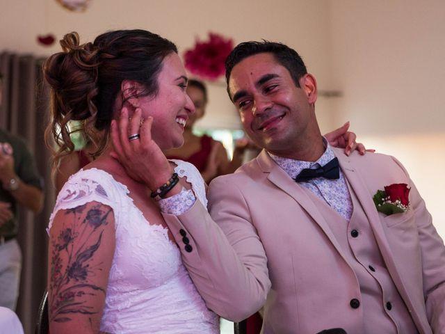 Le mariage de Jimmy et Estelle à Lusignan, Vienne 125