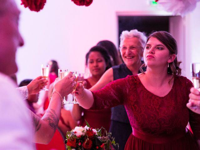 Le mariage de Jimmy et Estelle à Lusignan, Vienne 140