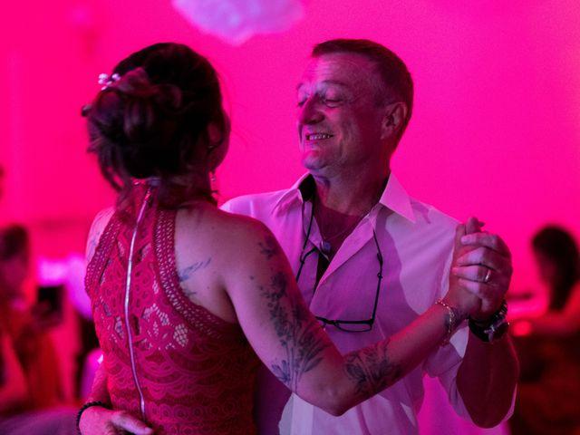 Le mariage de Jimmy et Estelle à Lusignan, Vienne 150