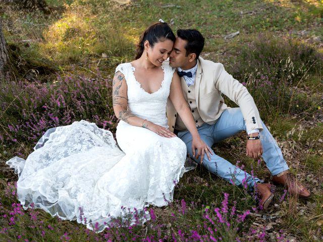 Le mariage de Jimmy et Estelle à Lusignan, Vienne 186