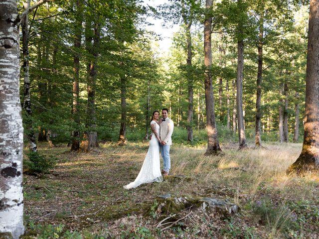 Le mariage de Jimmy et Estelle à Lusignan, Vienne 188