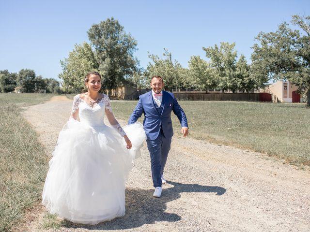 Le mariage de Jérémie et Laura à Toujouse, Gers 6
