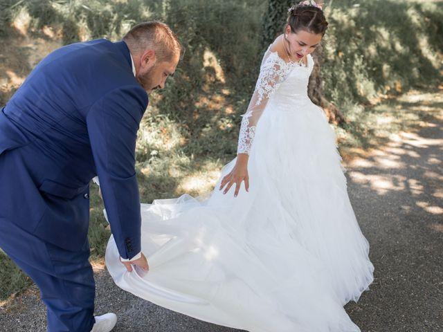 Le mariage de Jérémie et Laura à Toujouse, Gers 9
