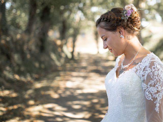 Le mariage de Jérémie et Laura à Toujouse, Gers 12