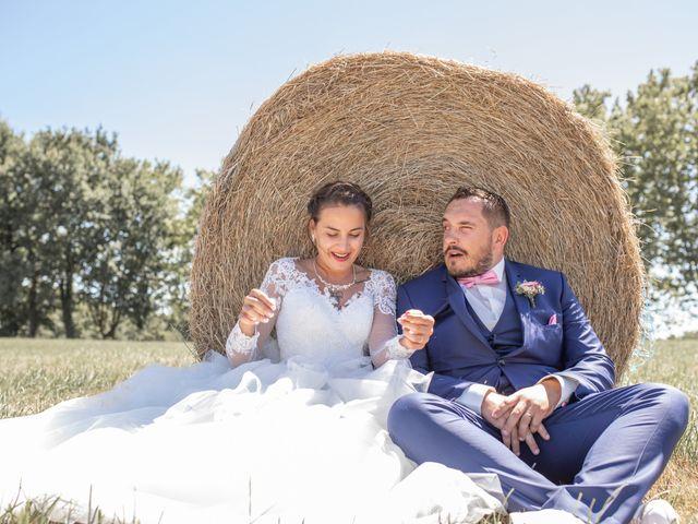 Le mariage de Jérémie et Laura à Toujouse, Gers 13