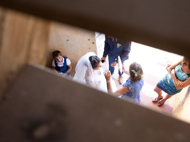 Le mariage de Jérémie et Laura à Toujouse, Gers 17