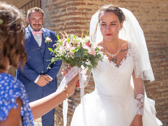 Le mariage de Jérémie et Laura à Toujouse, Gers 19