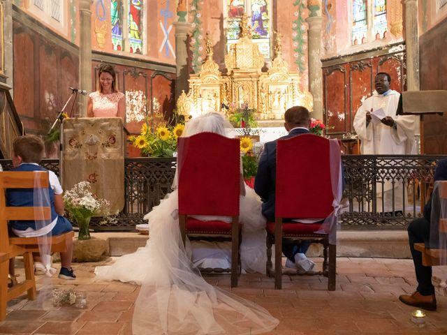 Le mariage de Jérémie et Laura à Toujouse, Gers 20
