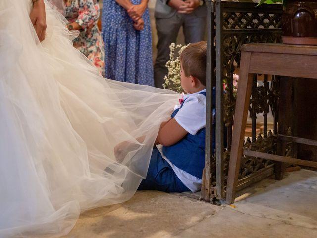 Le mariage de Jérémie et Laura à Toujouse, Gers 25