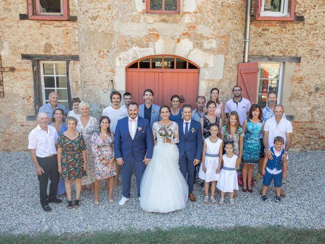 Le mariage de Jérémie et Laura à Toujouse, Gers 34