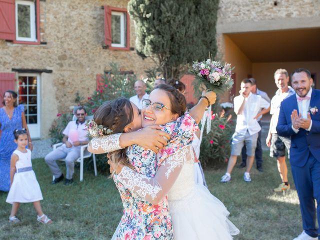 Le mariage de Jérémie et Laura à Toujouse, Gers 35