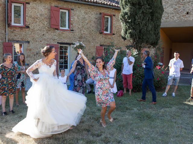 Le mariage de Jérémie et Laura à Toujouse, Gers 1