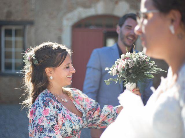 Le mariage de Jérémie et Laura à Toujouse, Gers 36
