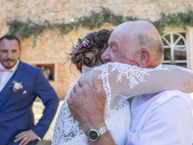 Le mariage de Jérémie et Laura à Toujouse, Gers 44