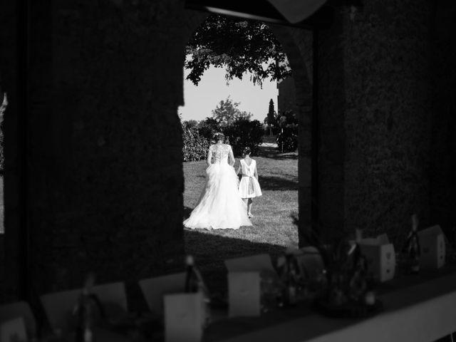 Le mariage de Jérémie et Laura à Toujouse, Gers 45