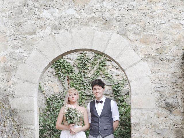 Le mariage de Yoann et Zoé à Saint-Quentin-Fallavier, Isère 9