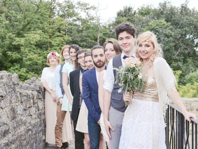Le mariage de Yoann et Zoé à Saint-Quentin-Fallavier, Isère 10