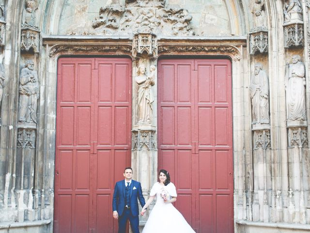 Le mariage de Sarah et Grégory