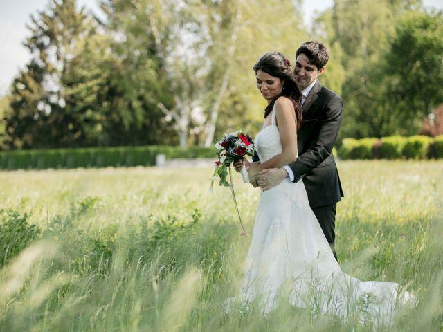 Le mariage de Alicia et Damien