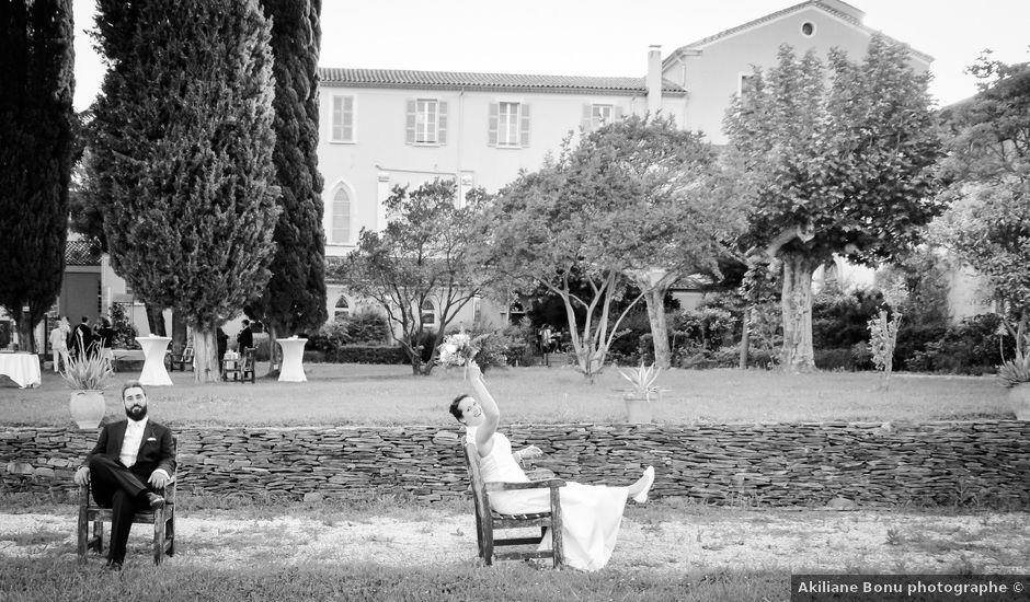 le mariage de mathieu et alisson la crau var - Domaine De La Navarre Mariage
