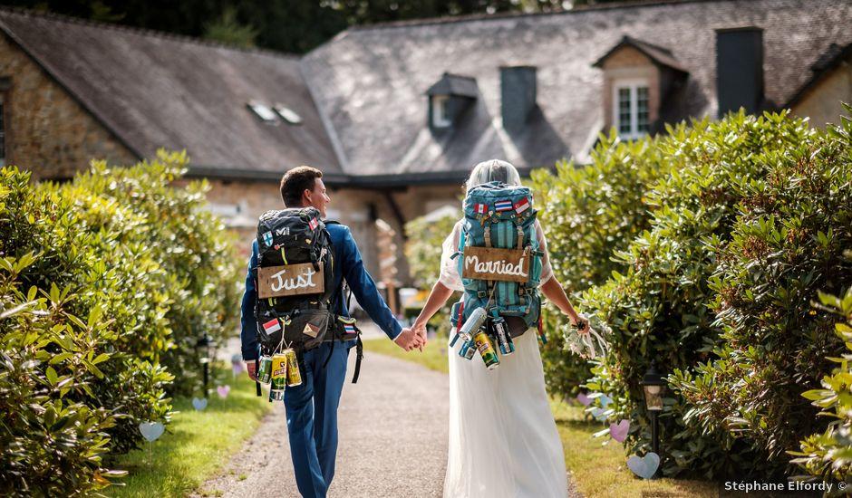 Le mariage de Philippe et Céline à Plumelec, Morbihan