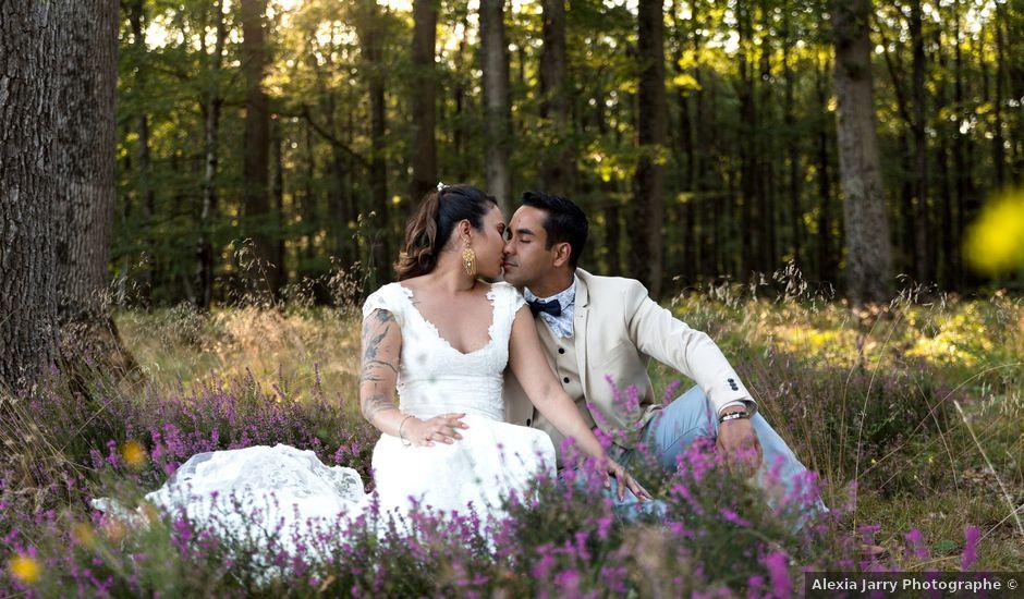 Le mariage de Jimmy et Estelle à Lusignan, Vienne