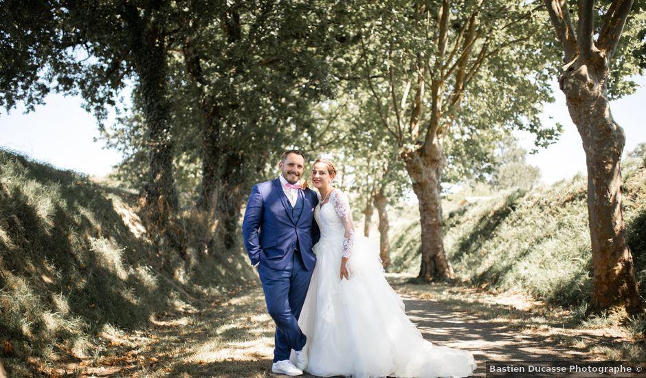 Le mariage de Jérémie et Laura à Toujouse, Gers