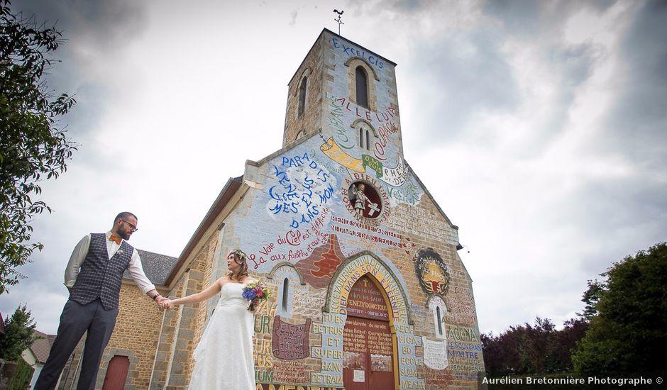 Le mariage de Thomas et Séverine à Campandré-Valcongrain, Calvados