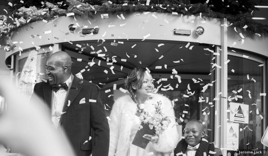 Le mariage de Georges et Elsa à Paris, Paris
