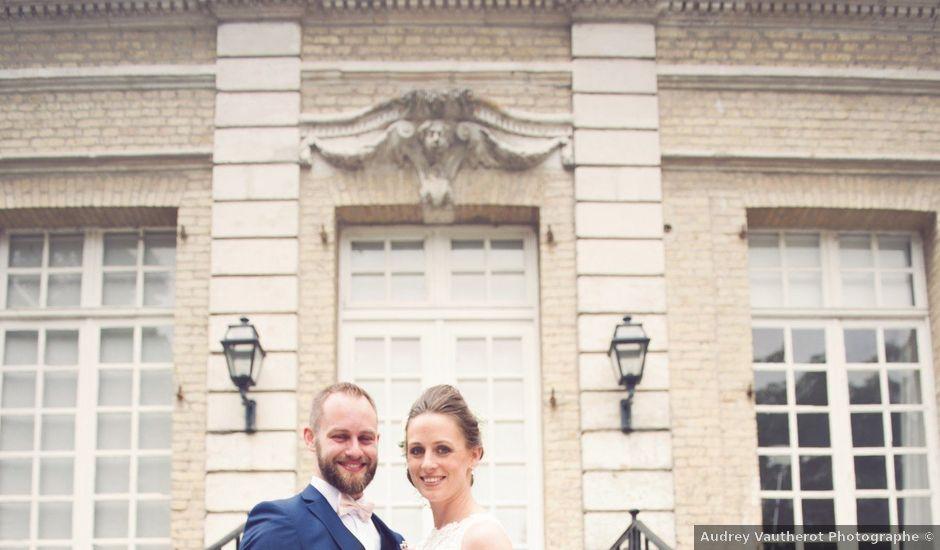 Le mariage de Eric et Jessica à Dunkerque, Nord