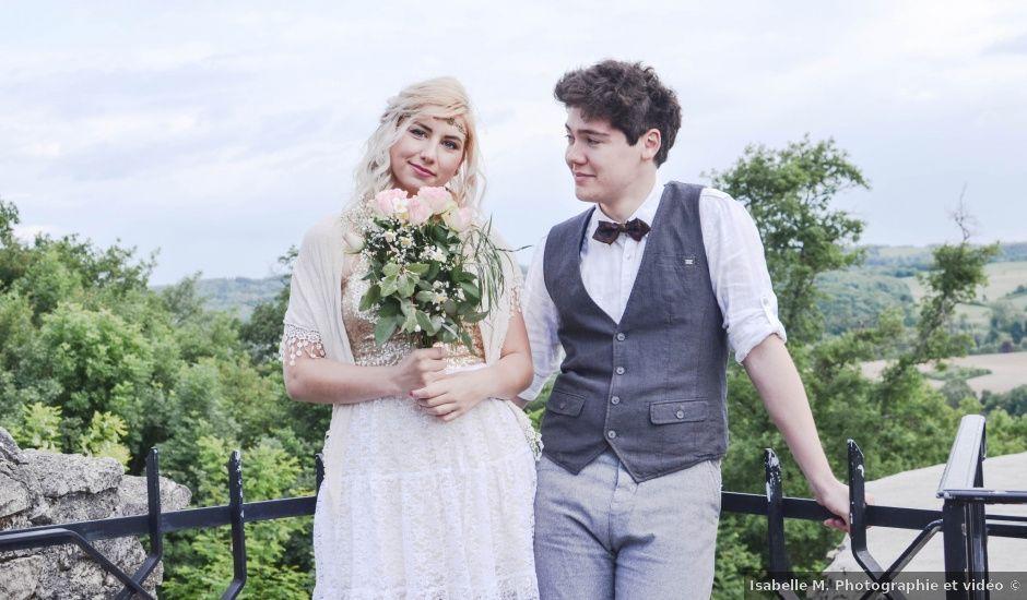 Le mariage de Yoann et Zoé à Saint-Quentin-Fallavier, Isère