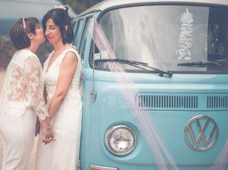 Le mariage de Marie-Laure et Christine
