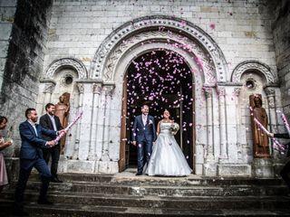 Le mariage de Élodie et Benjamin